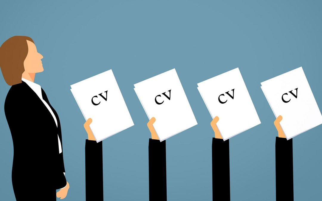 Our Top Tips For Writing An Ace CV