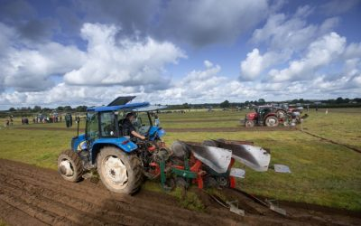 The Irish National Ploughing Championships – it's not just ploughing anymore!