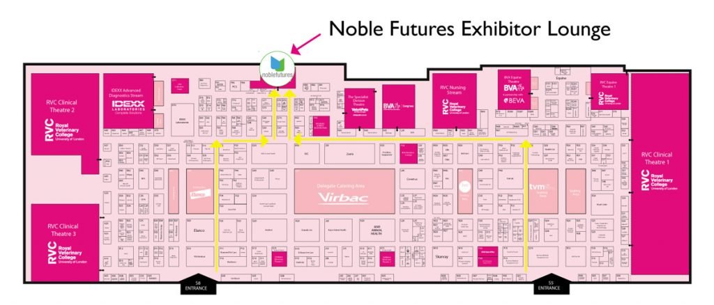 Noble-Futures-Exhibitor-Lounge-map