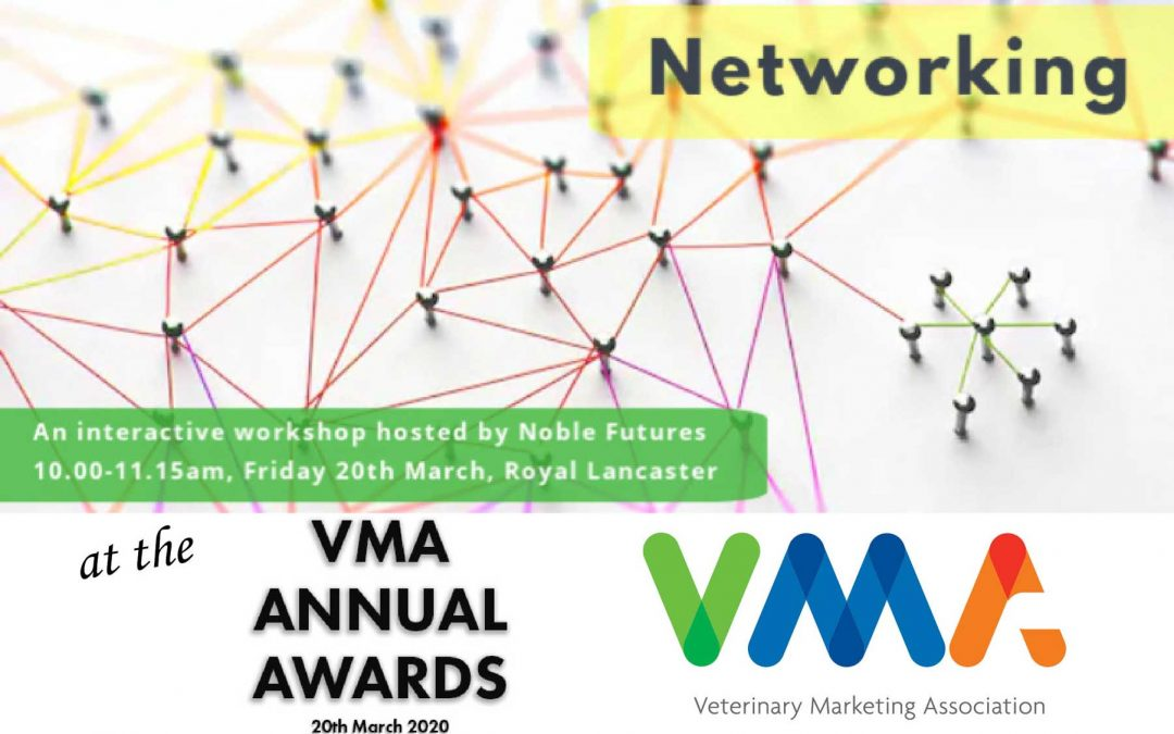 Let's get together… at the 2020 VMA Marketing Awards and Networking Event!
