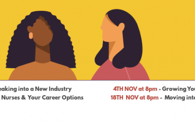Full November Line Up Announced – Live Career Events with Noble Futures