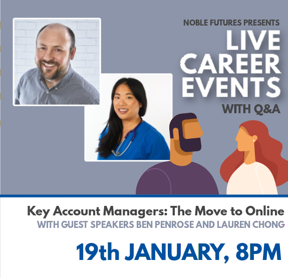 New Live Careers Q&A Announced! With Guest Speakers, fetch.co.uk's Ben Penrose and Lauren Chong confirmed!