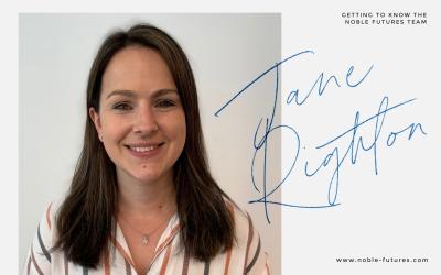 Meet the Team – Jane Righton