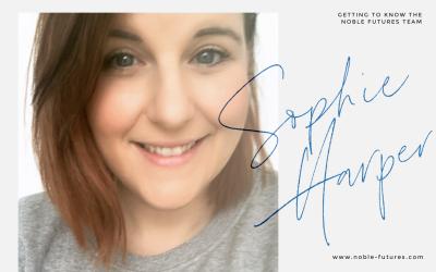 Meet the Team – Sophie Harper