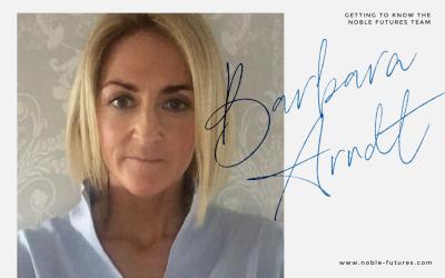 Meet The Team – Barbara Arndt
