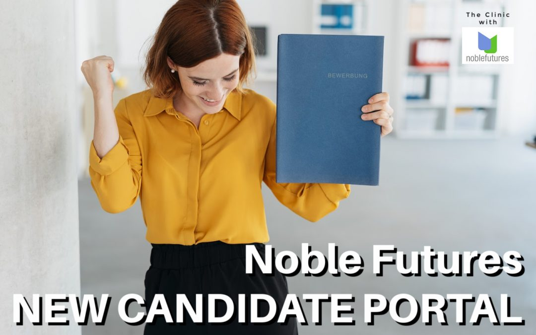 Noble Futures – New Candidate Portal